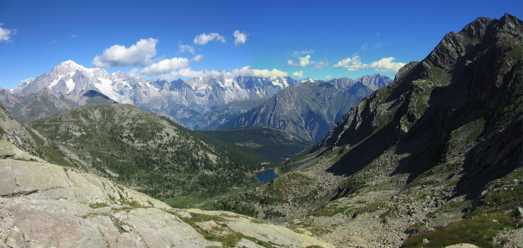 Catena del Monte Bianco