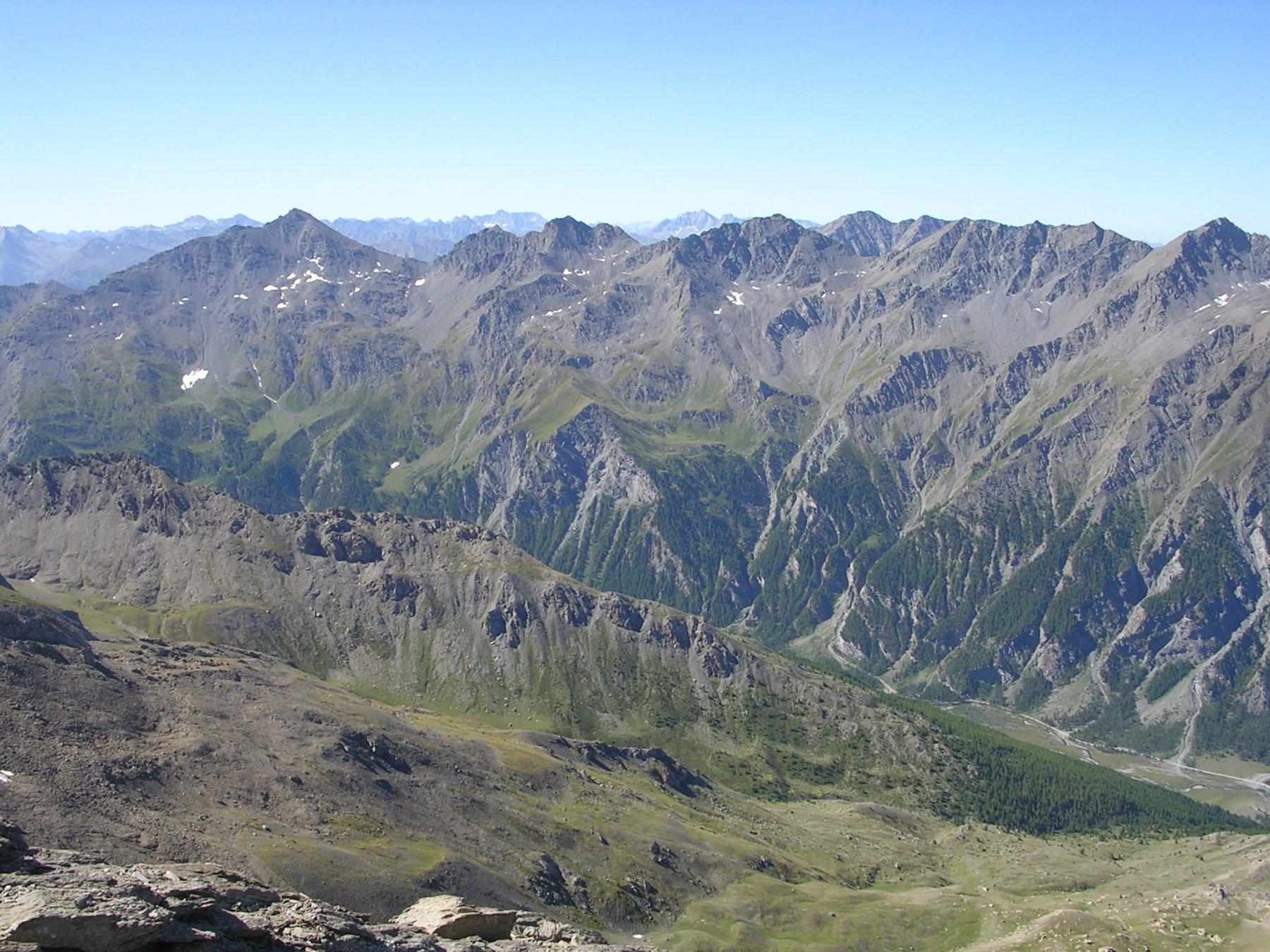 La valle Argentera, non è bellissima?