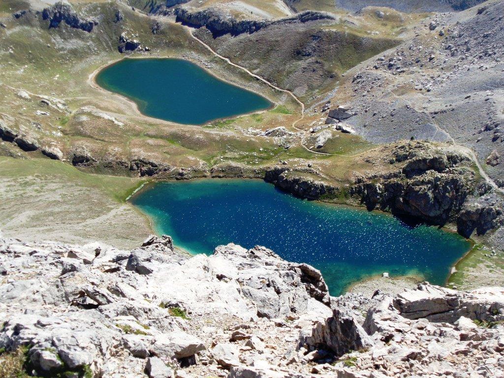 Lago Mediano e Inf di Ruburent
