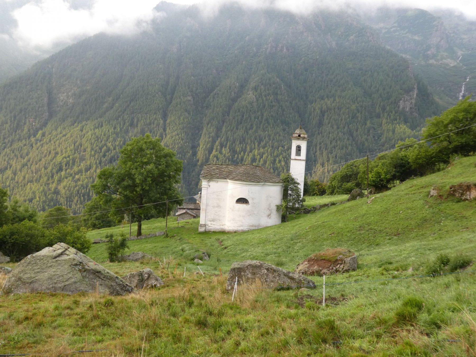 Cappella Madonna della Visitazione ai Rivotti