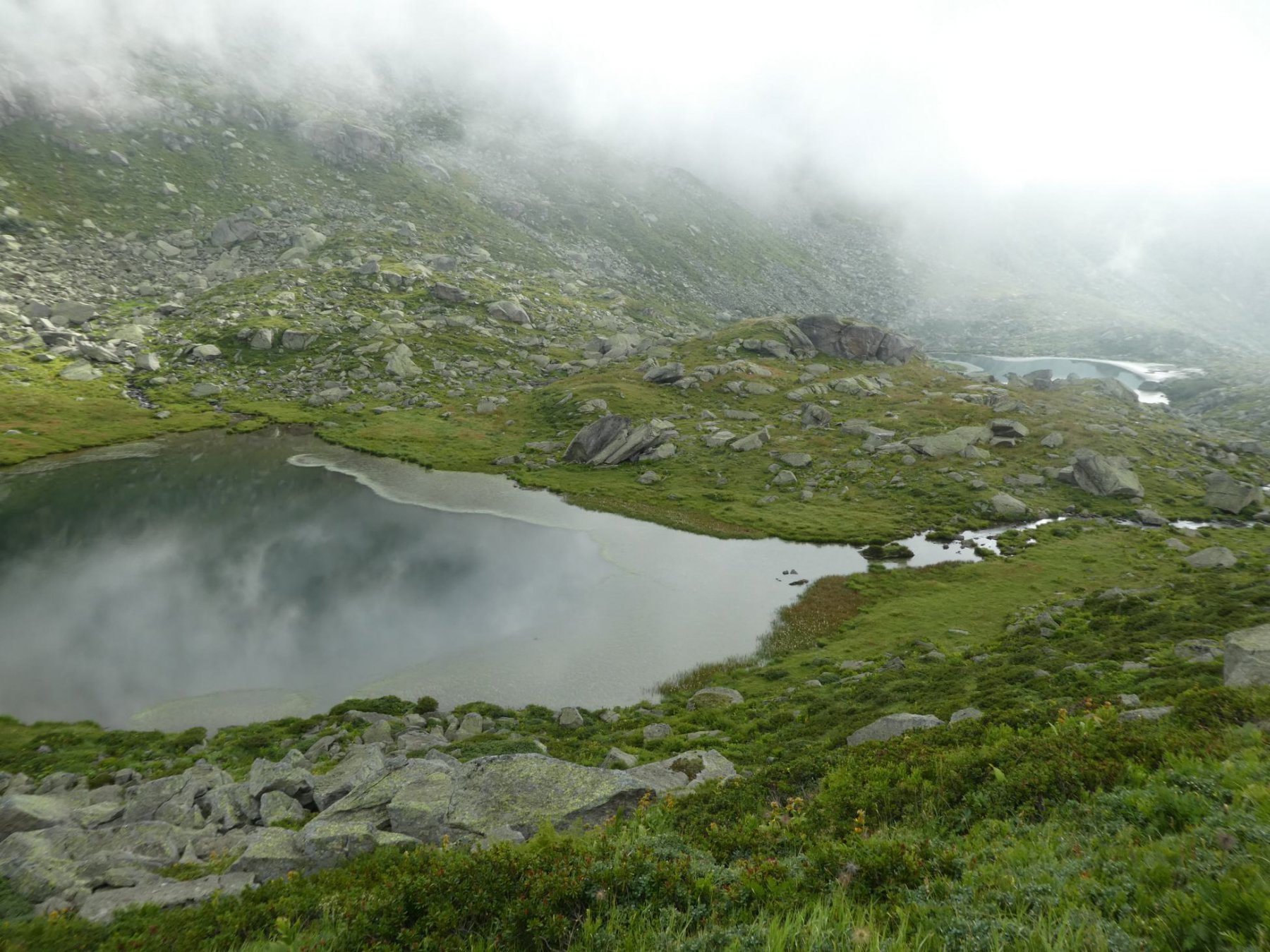 vista dei due laghi