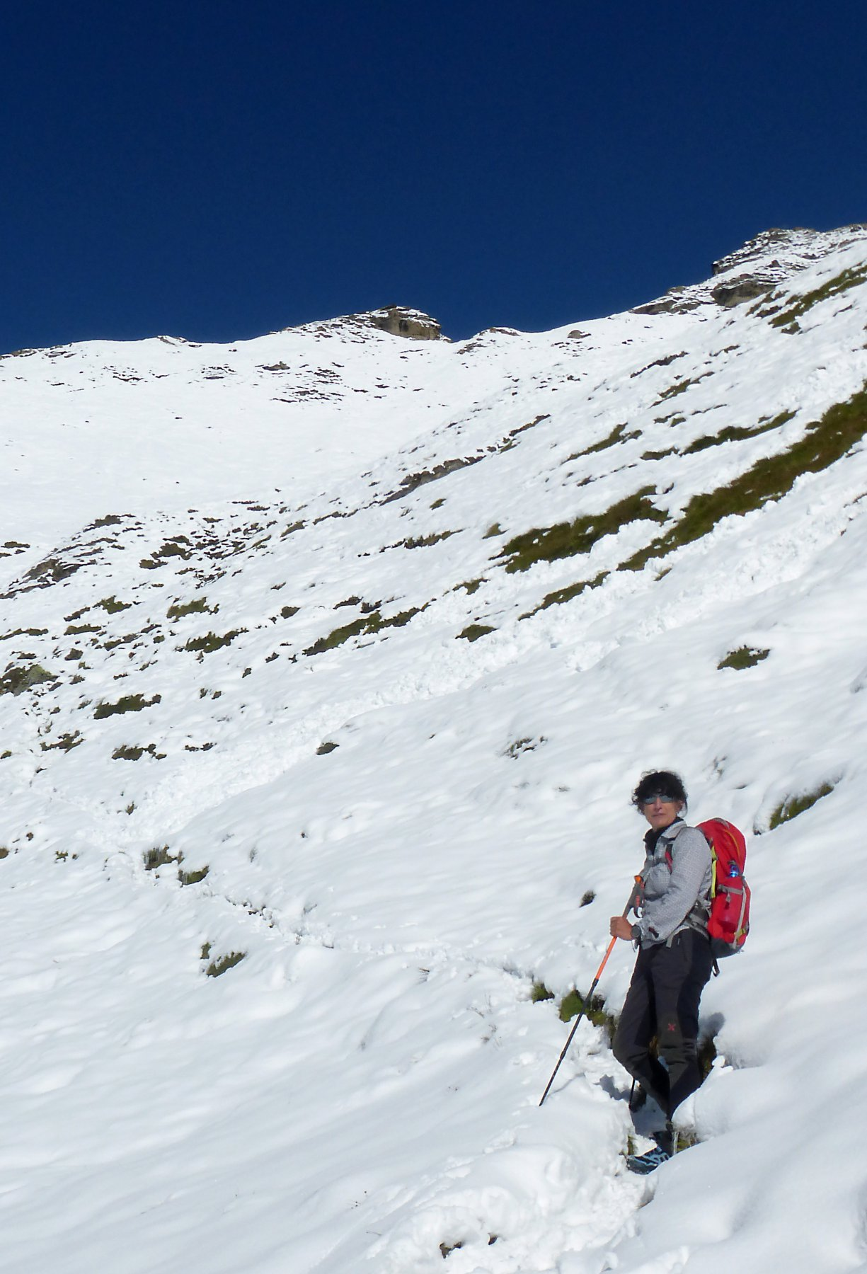 10 cm. di neve