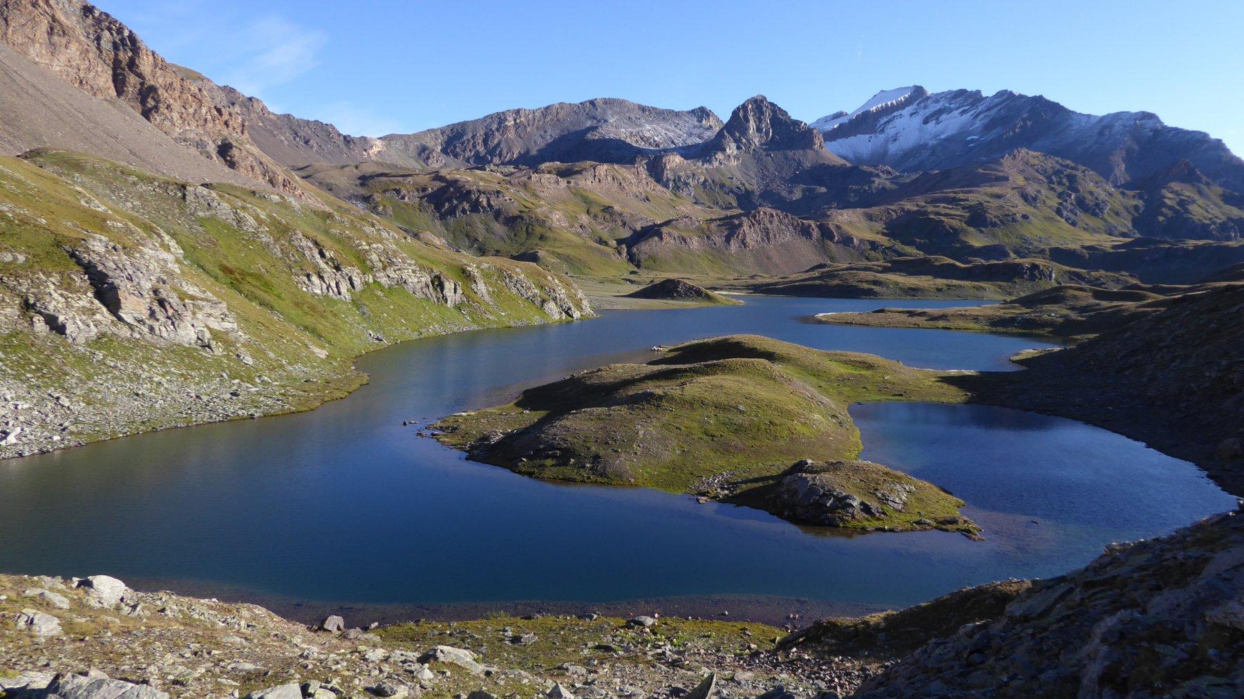 Lago Leità
