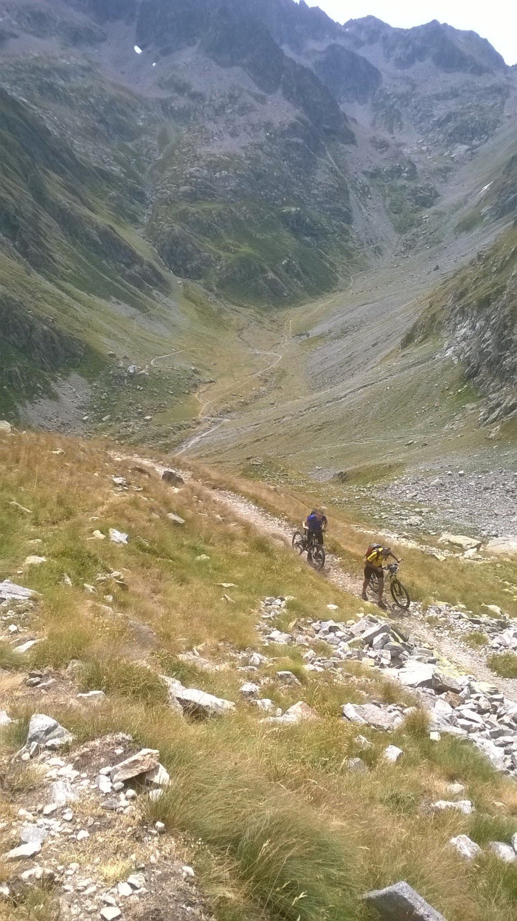 Spintage verso il colle