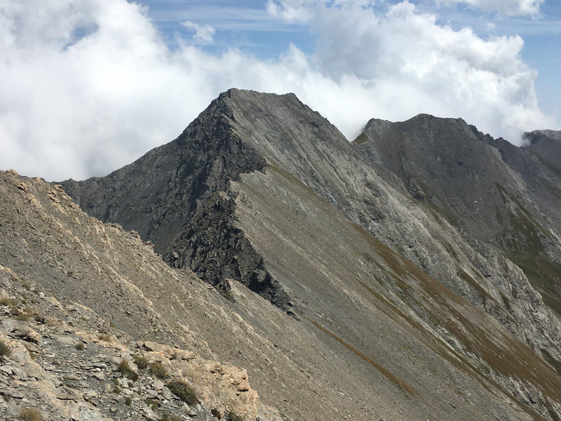 Barifreddo dalla cima