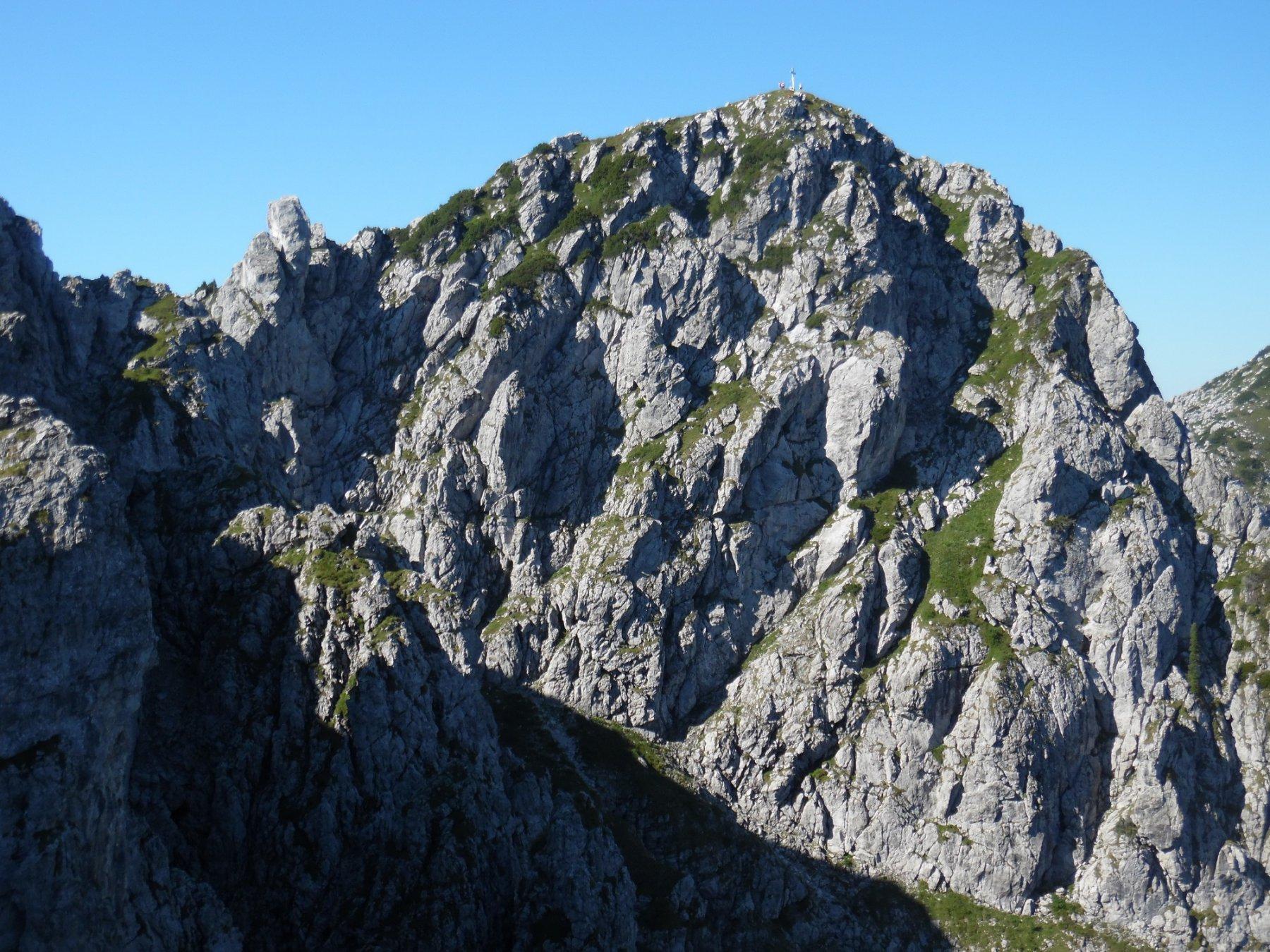 Verso il Monte Croce