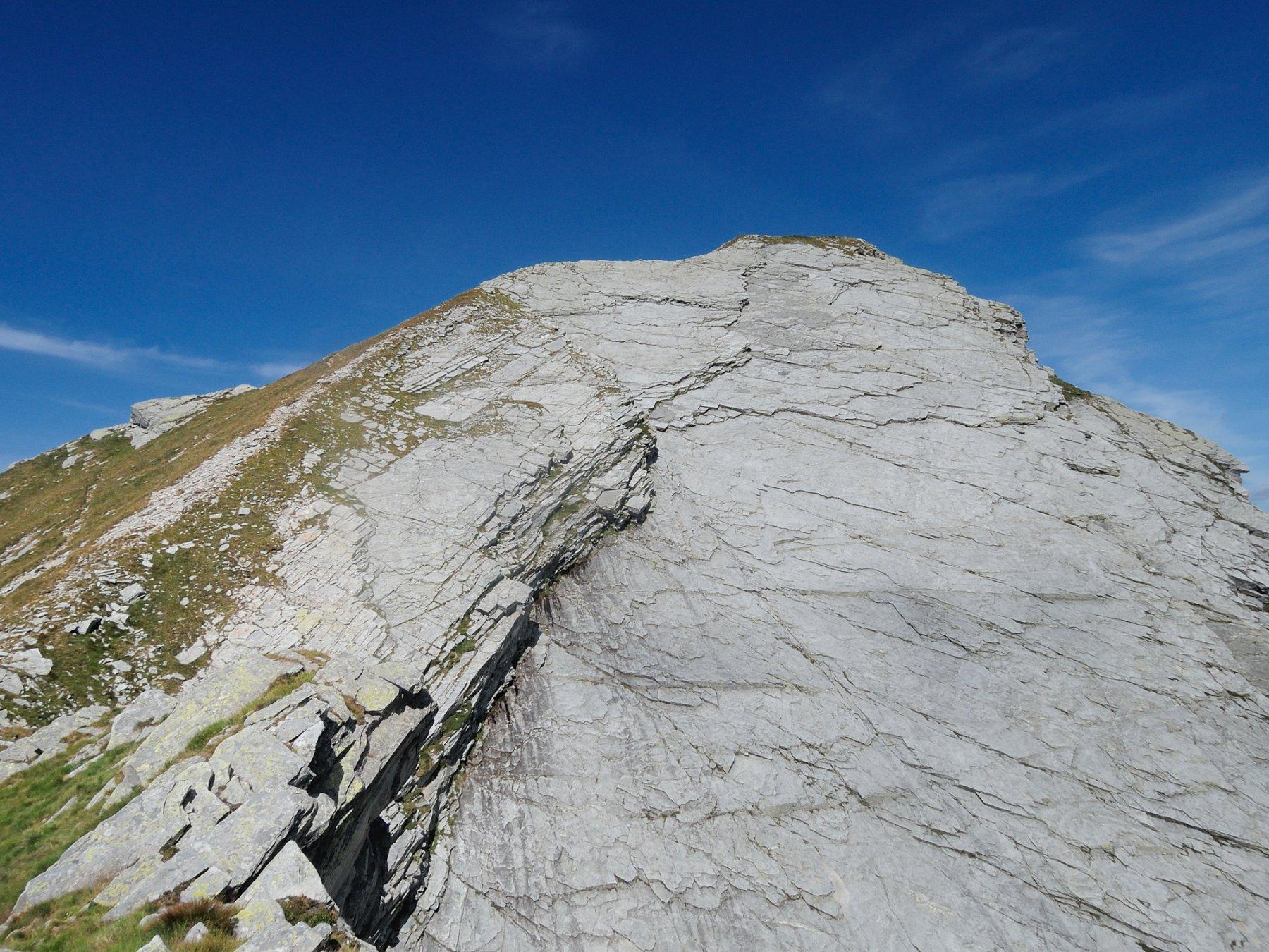 La grande Piodata vista dalla Punta 2296