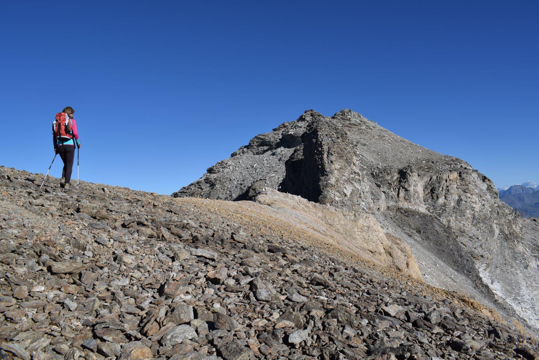 Ambin (Rocca d') da Grange della Valle per il Rifugio Vaccarone, anello 2017-08-17