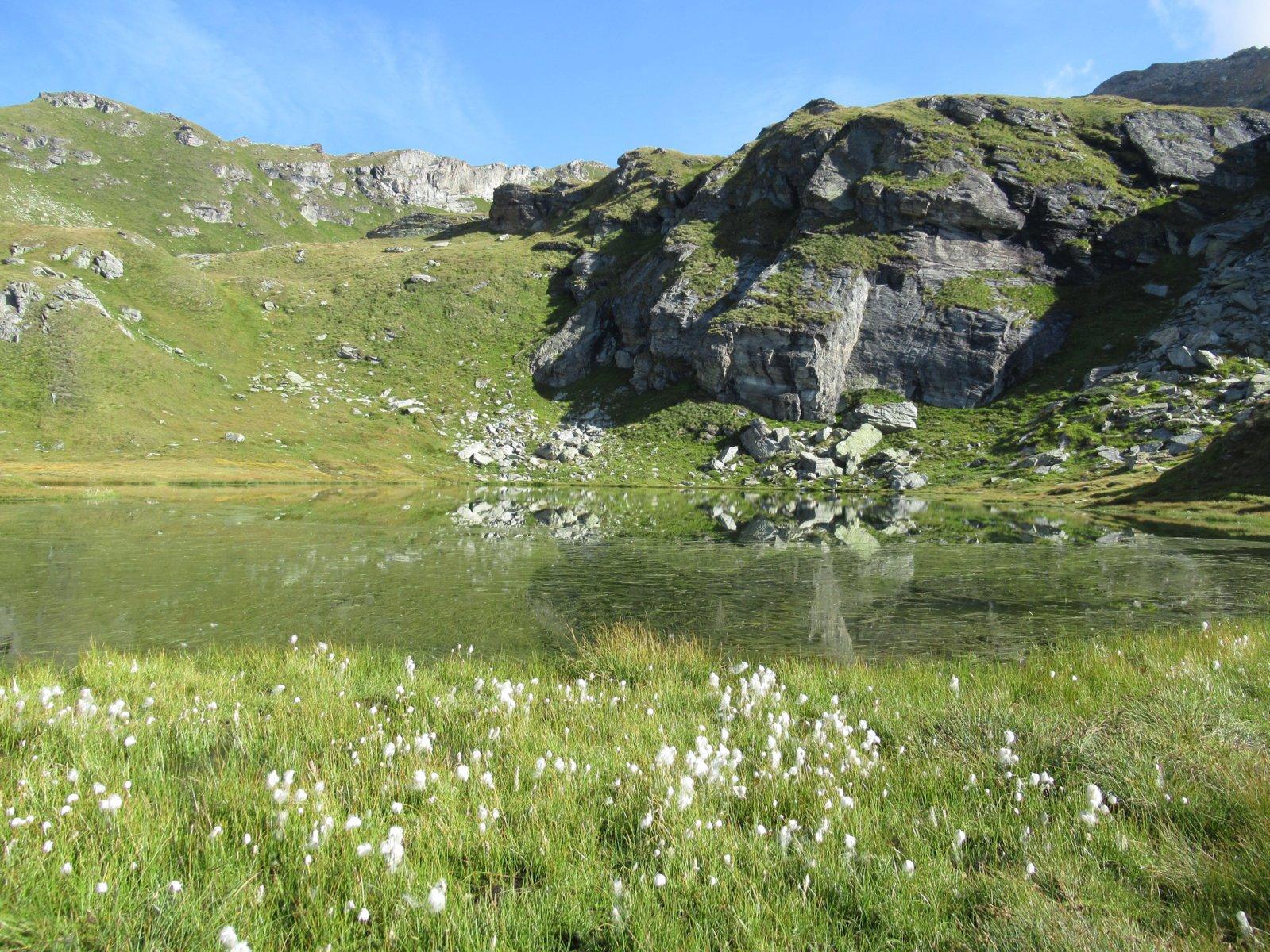 lago inferiore di Valfredda
