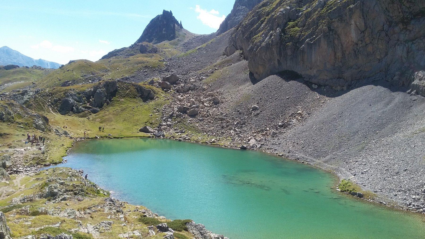 Lac de la Clarèe