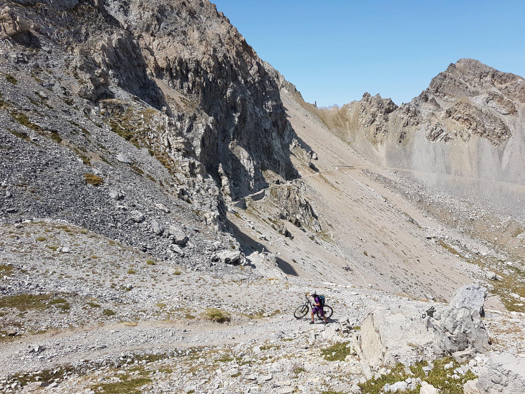 Passo di Rocca Brancia