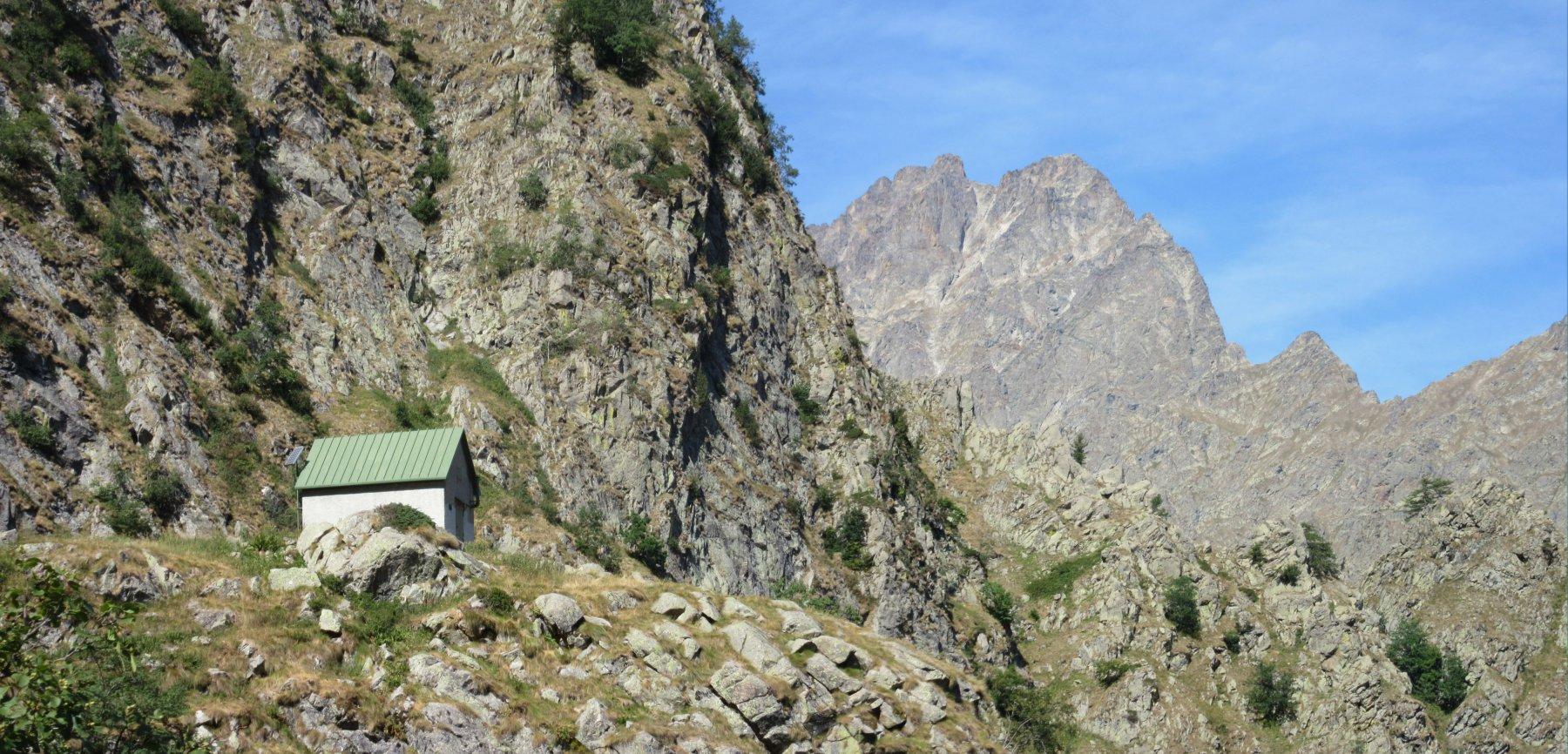 Bivacco Gandolfo e Monte Matto