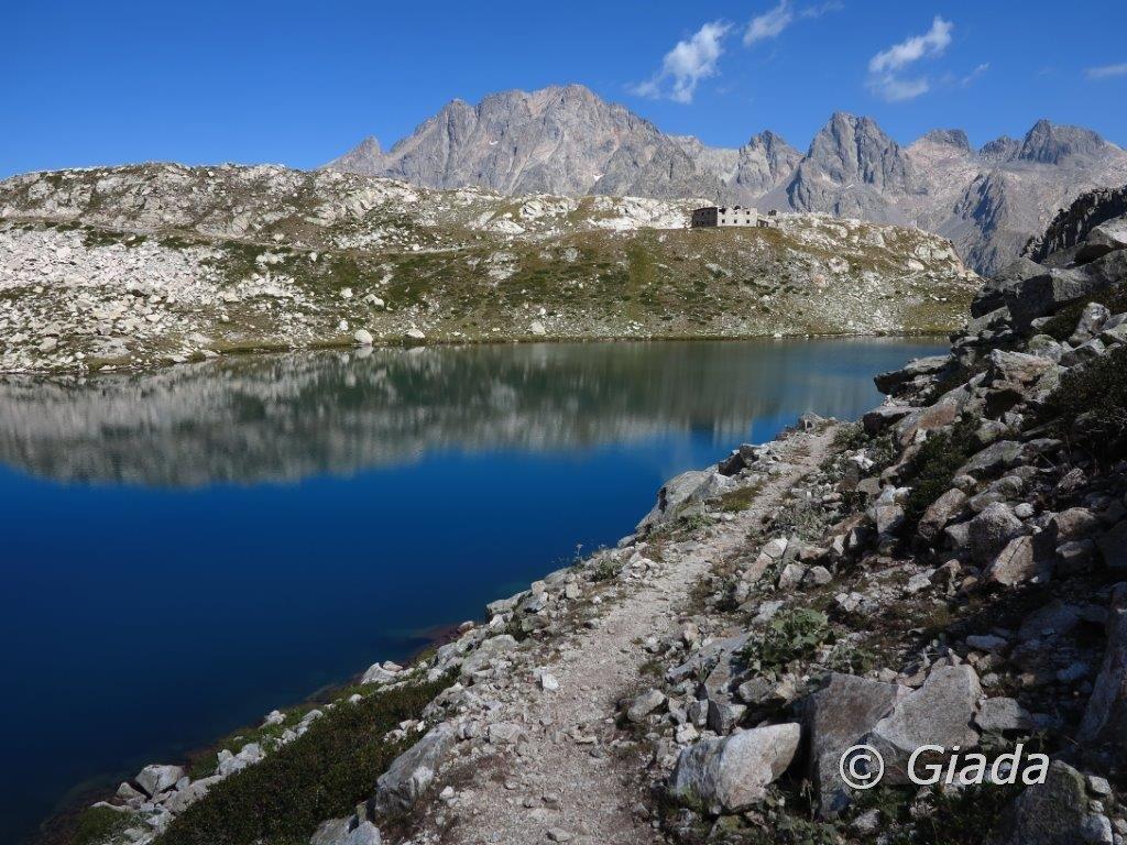 Il Lago soprano di Fremamorta