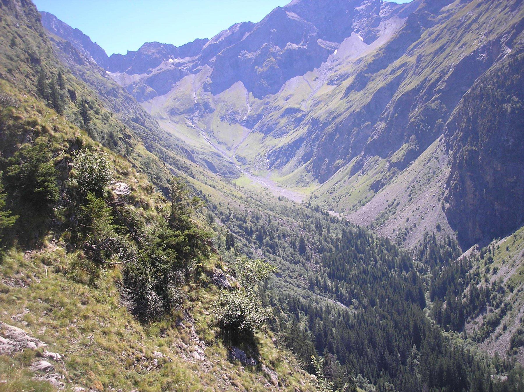Il vallone riserva integrale di Lauvitel