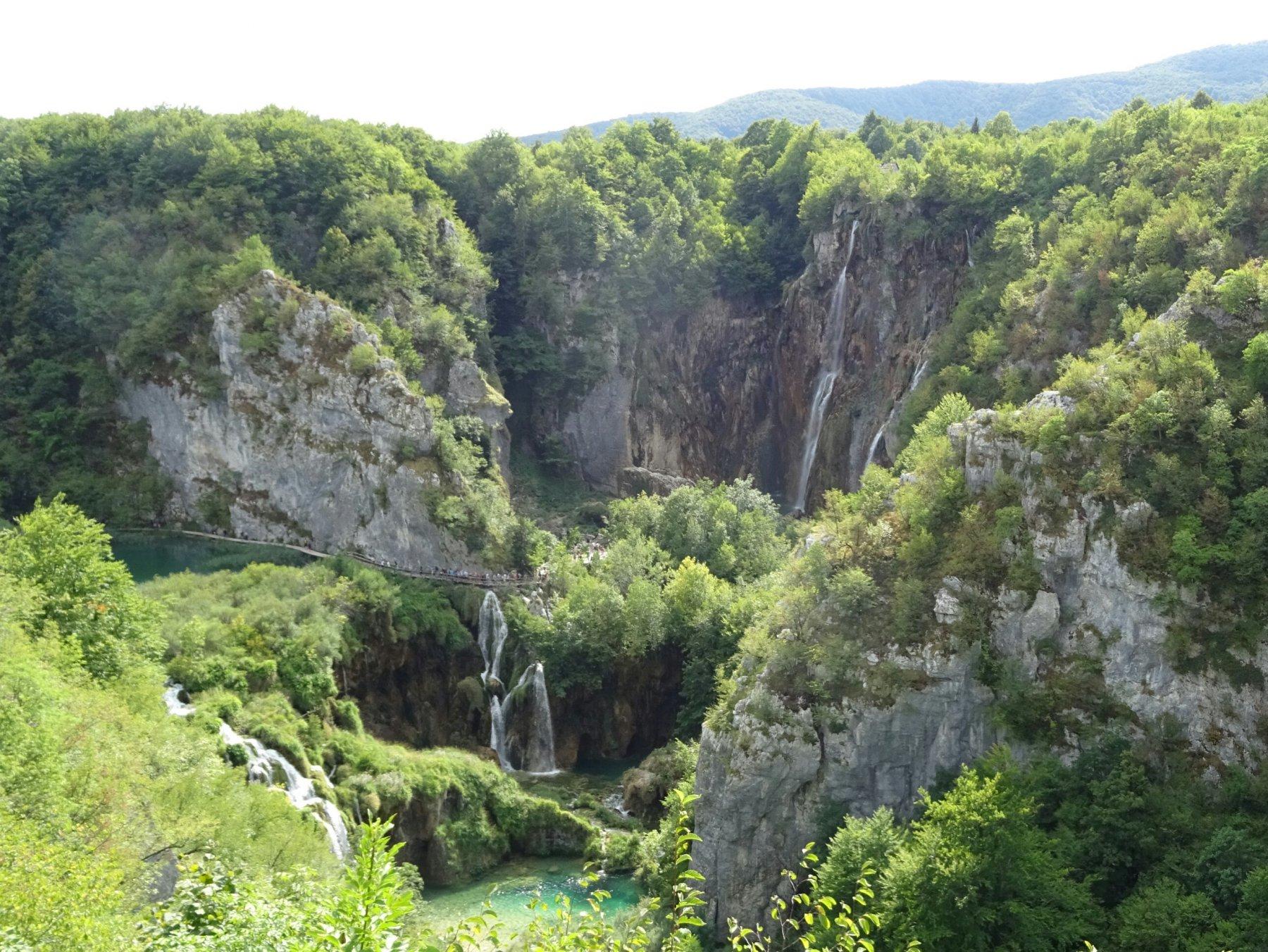 Plitvicka/Plitvice (Parco) da Plitvicka Jezera 2017-08-21