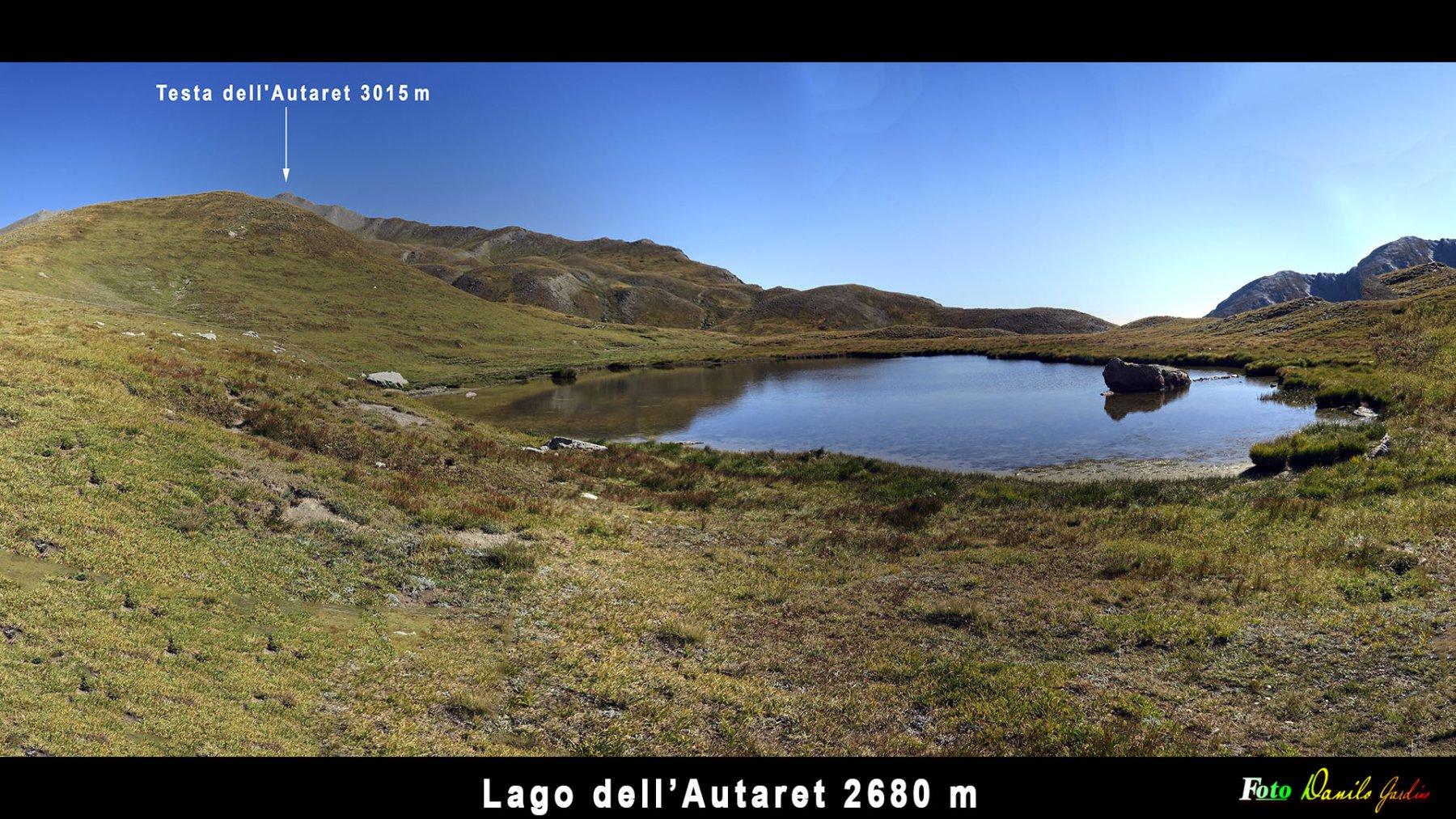 Lago de l'Autaret