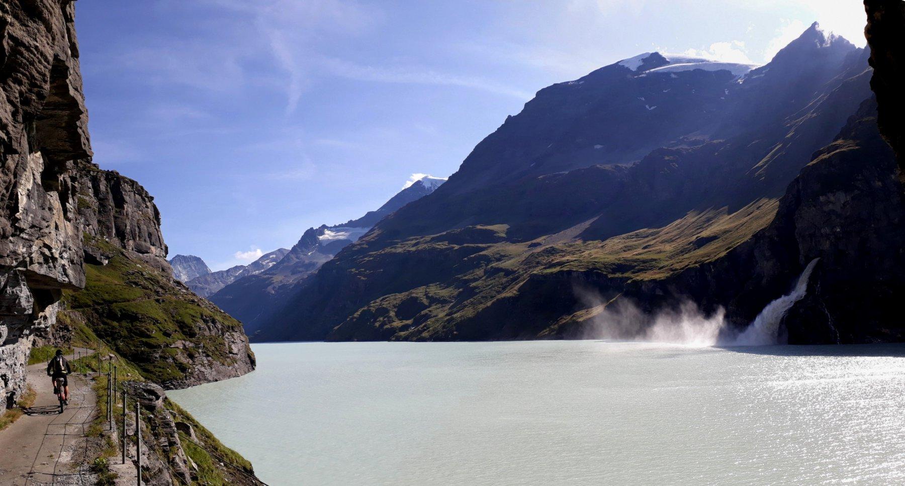 lago di Mauvoisin