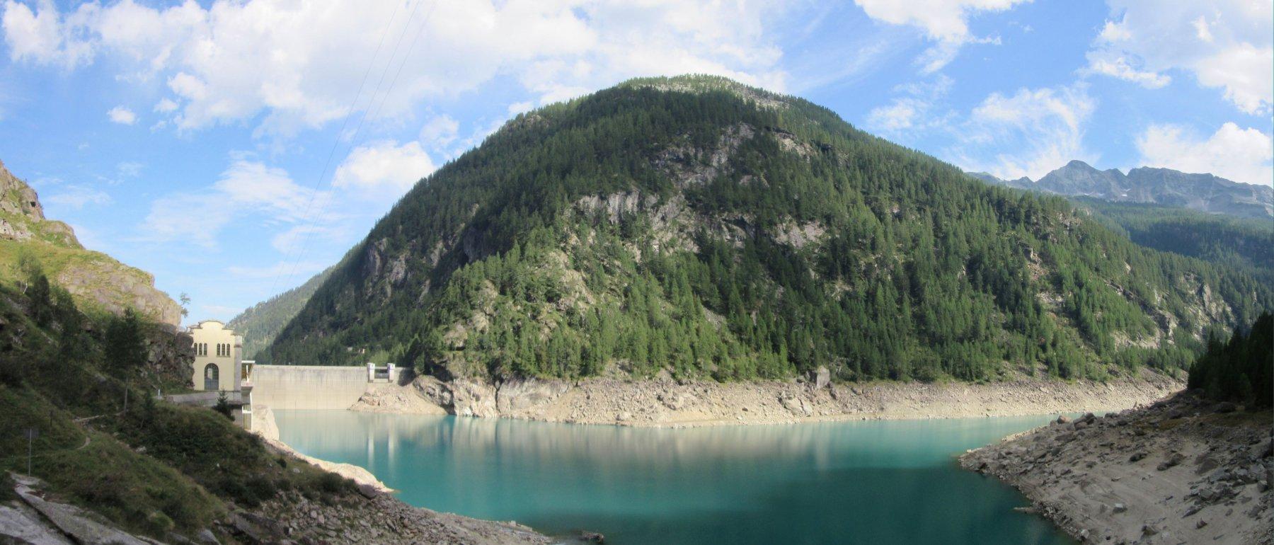 Lago di Campiccioli completato l'anello