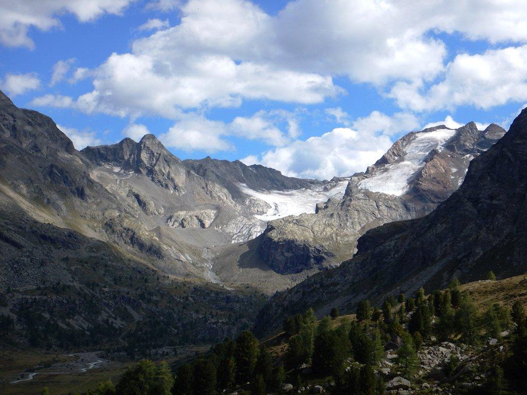 Viola e Dosdè (Rifugio) da Altumeira, giro della Val Viola 2017-08-23