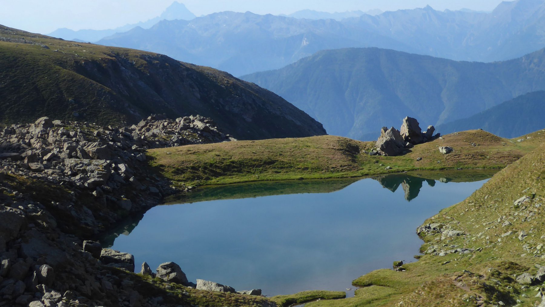 lago della manica