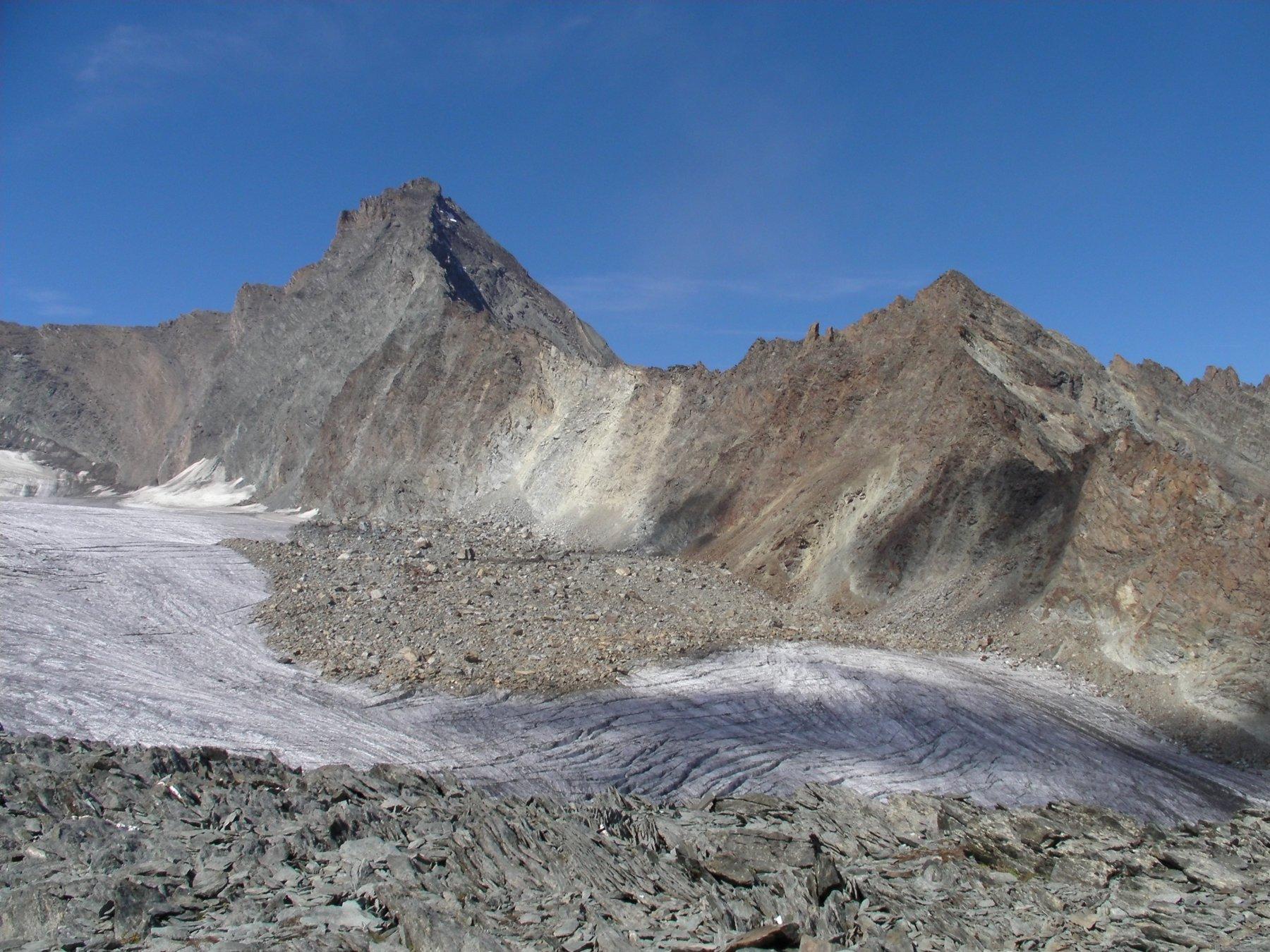 Grivola (la) Cresta des Clochettes 2017-08-24