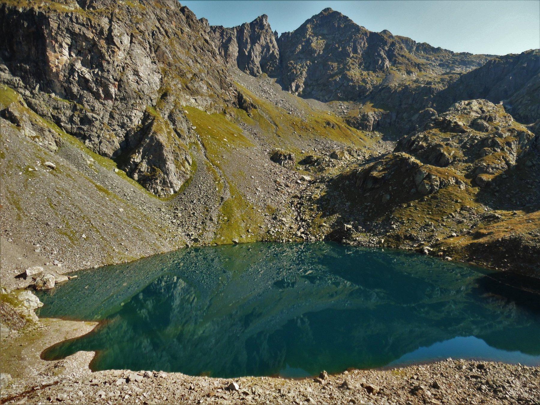 Lago di Malgina 2339 m