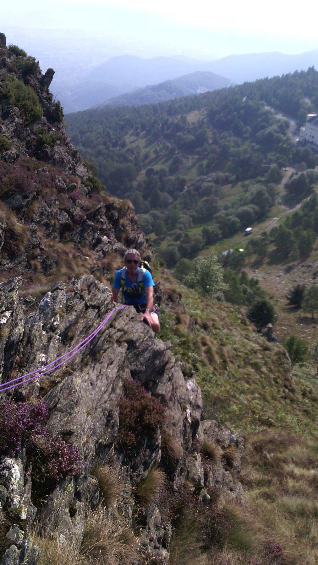 Selvatico (Sperone del) cresta Integrale + cresta delle Rocce del Colletto 2017-08-25