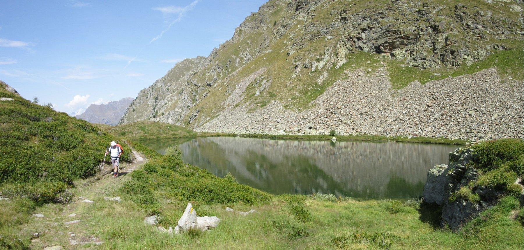 Lago superiore di Frudiere