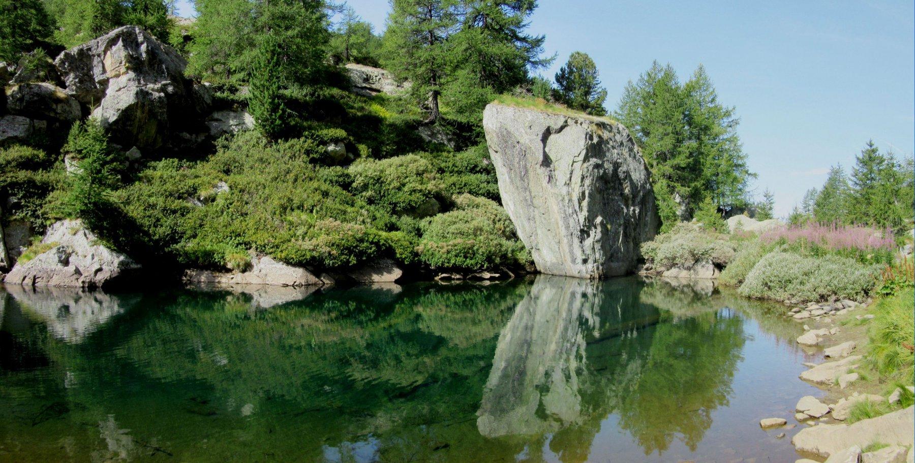Lago inferiore di Frudiere