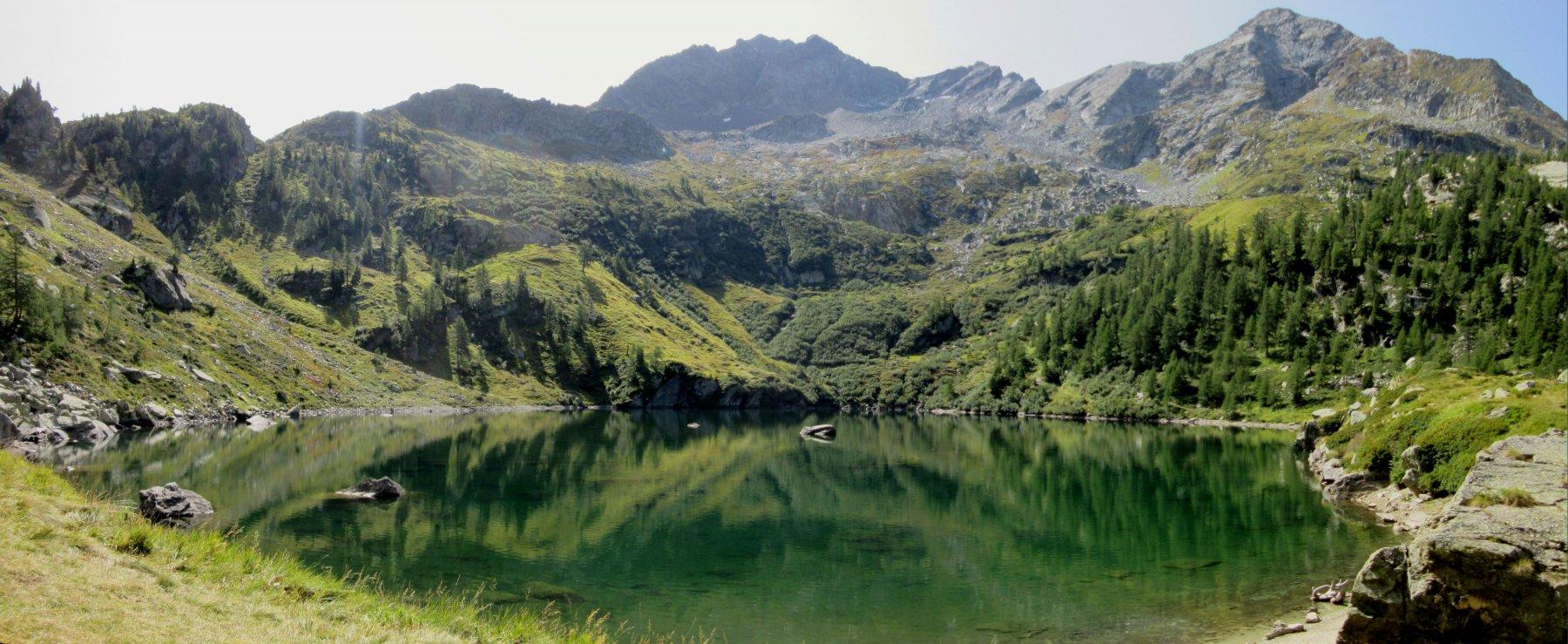 Il lago centrale più grande