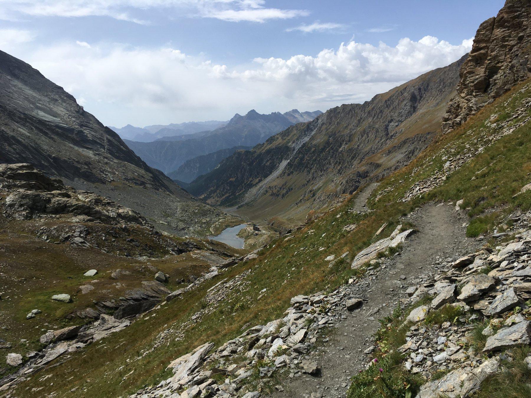 verso il rifugio Vallanta