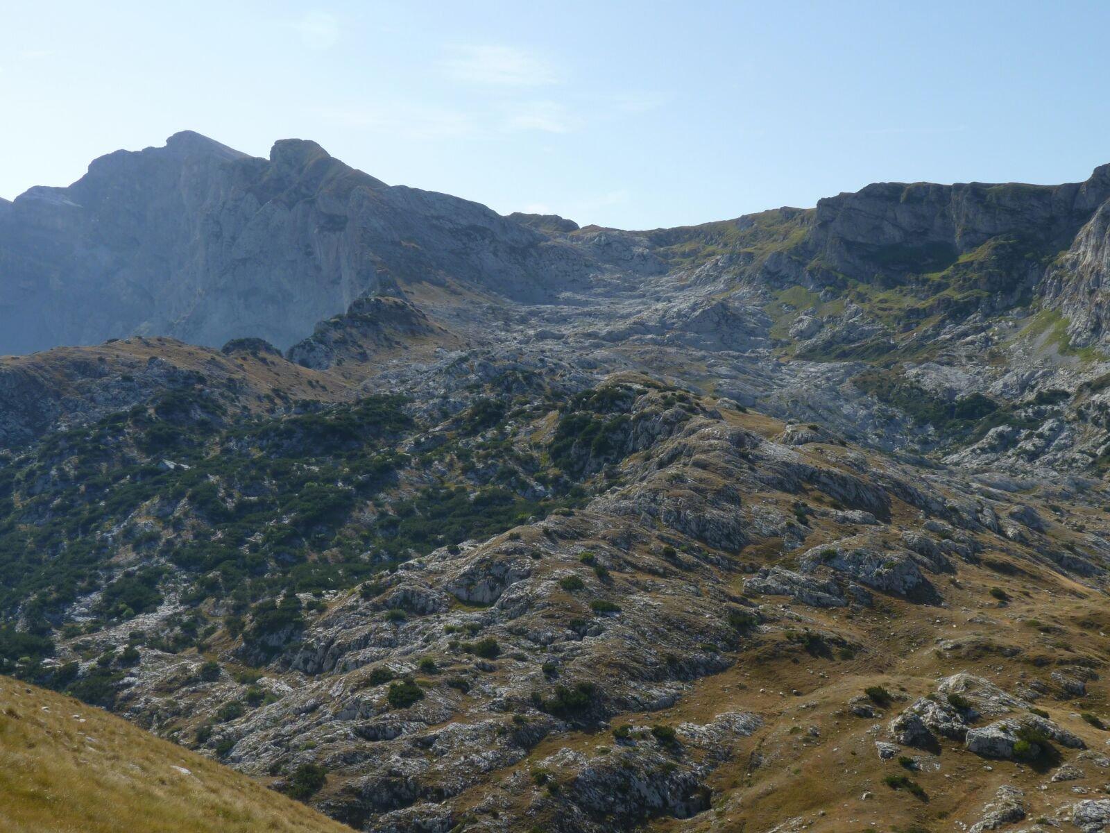 panorama verso il Marguareis