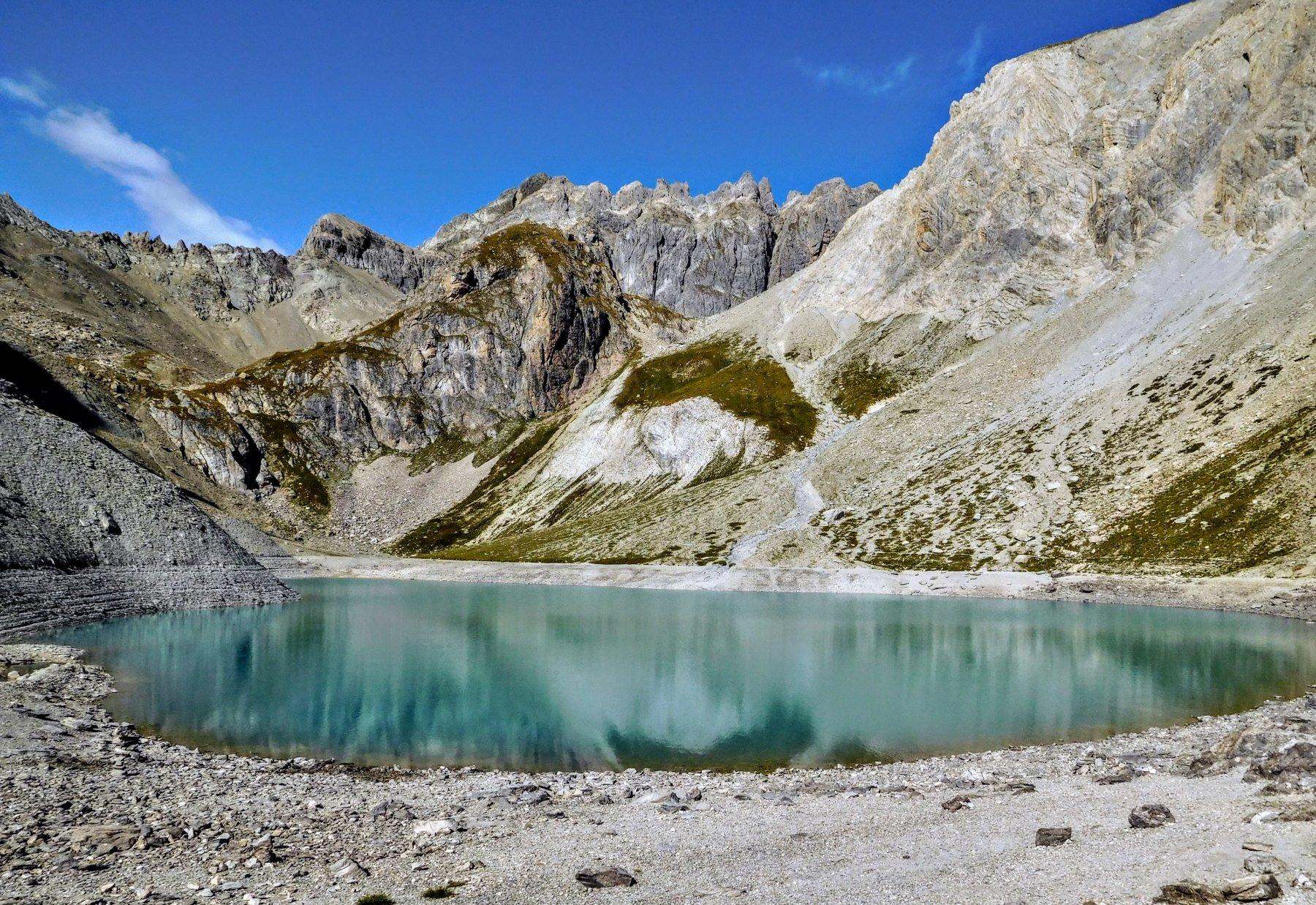 Lac des Beraudes