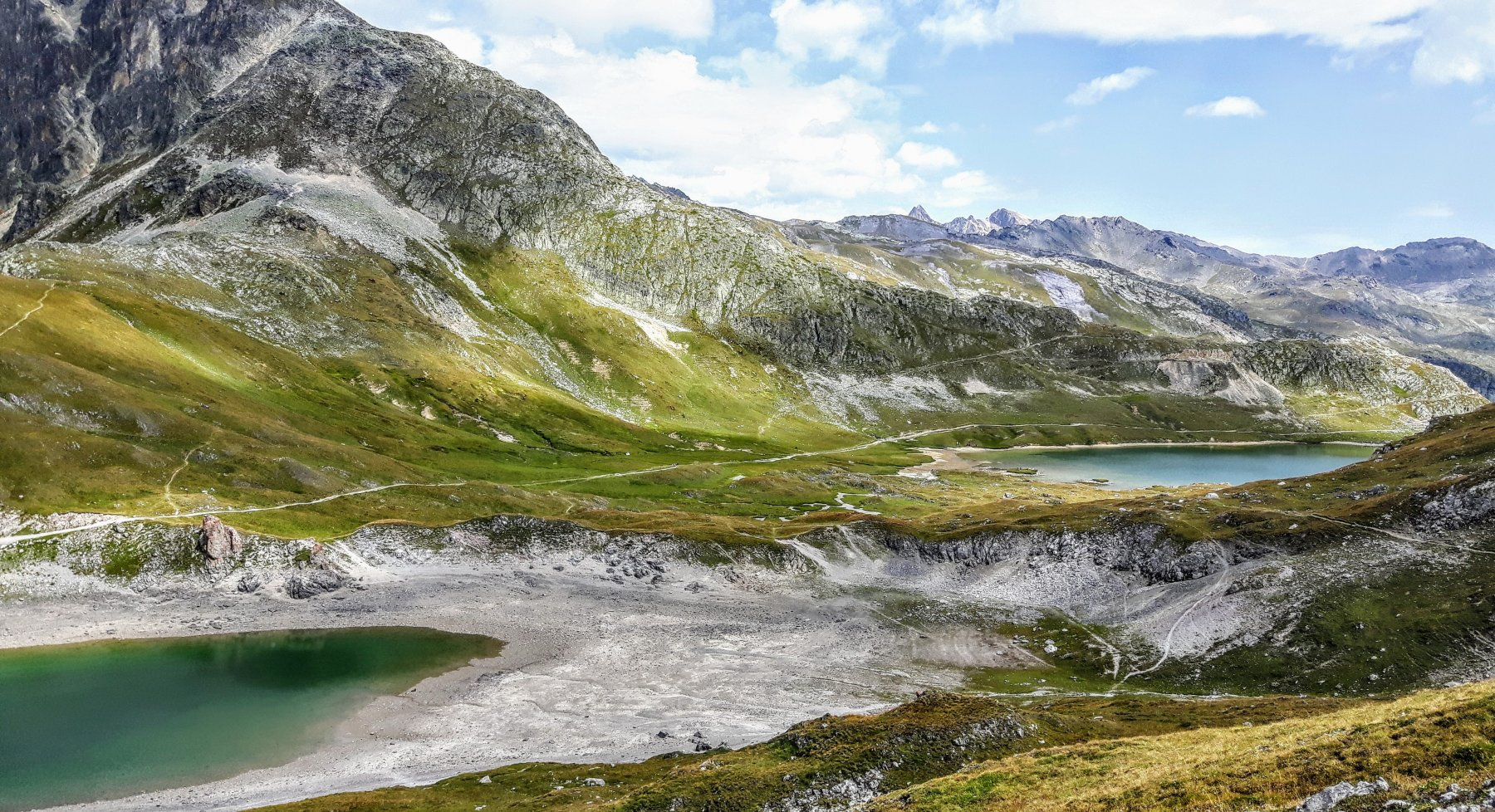 lac du Grand Ban e lac Rond