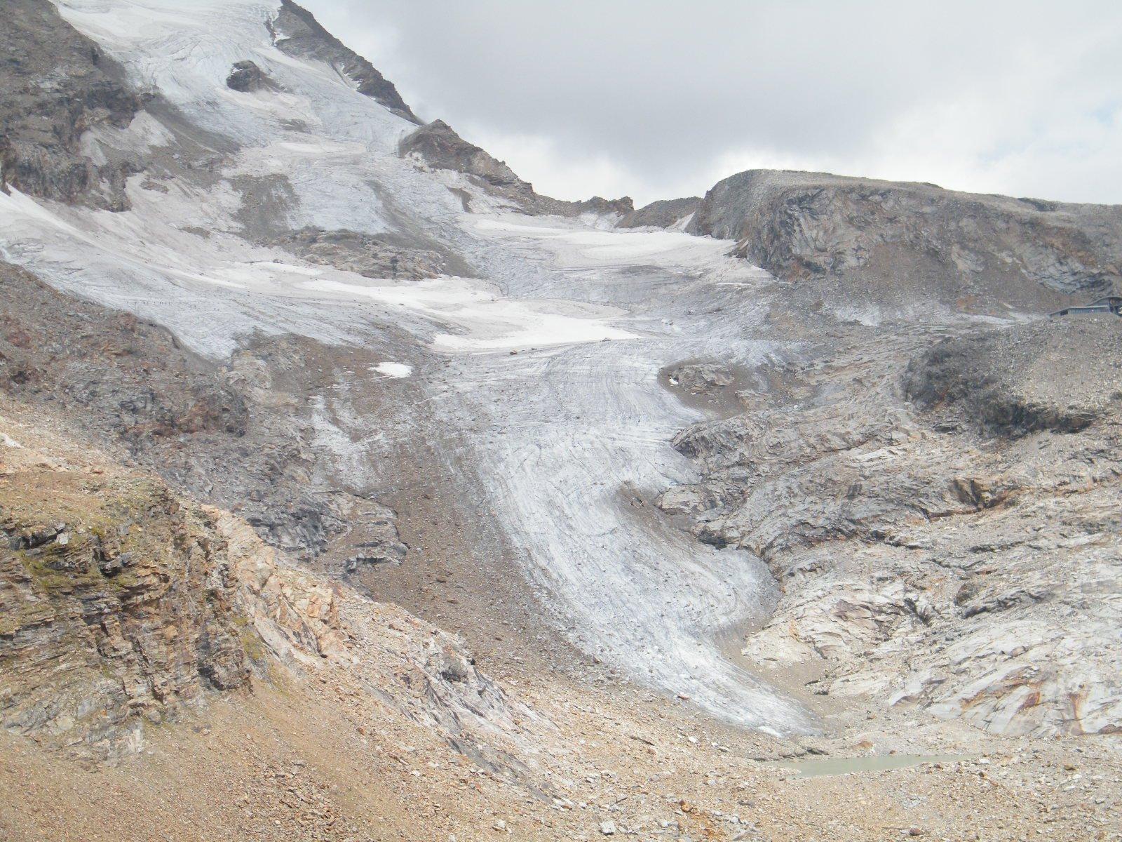 ghiacciaio di indren