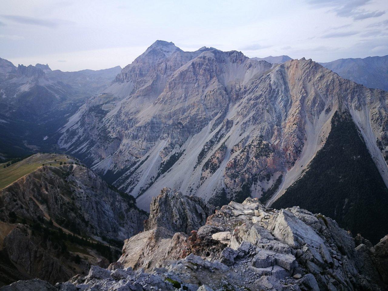 Verso la Valle Stretta