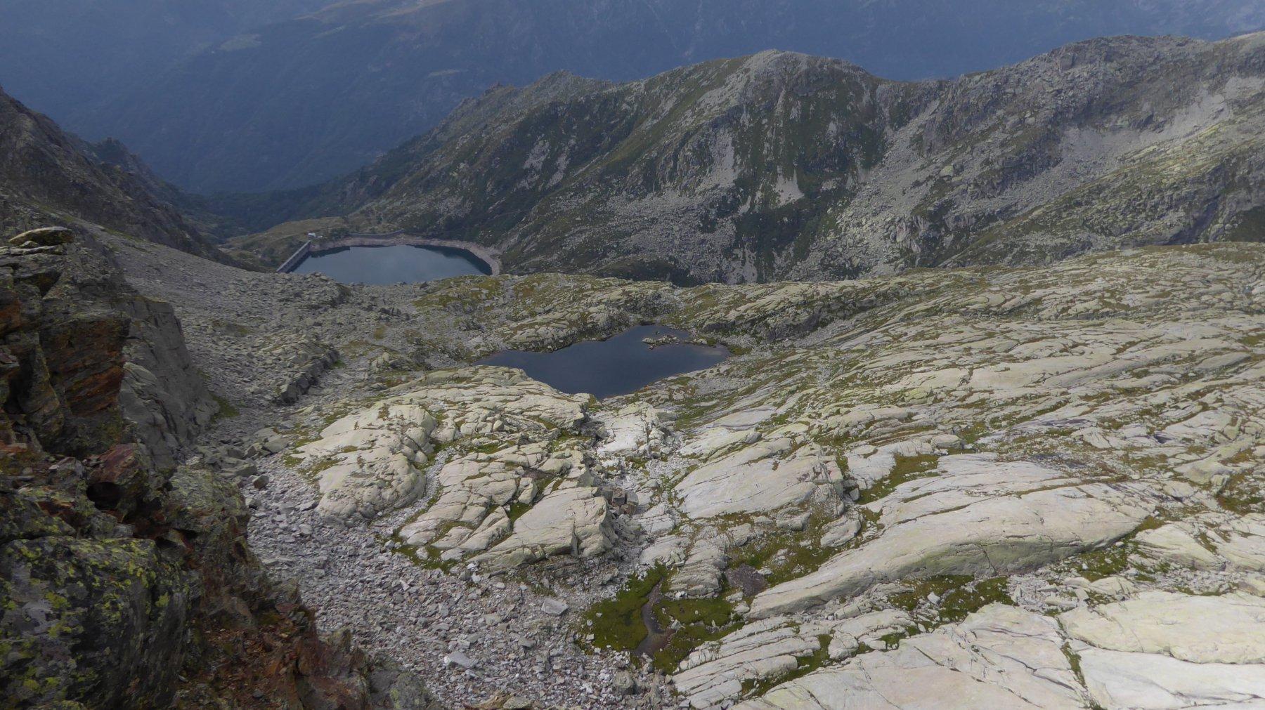Lago Losere e Lago d'Eugio