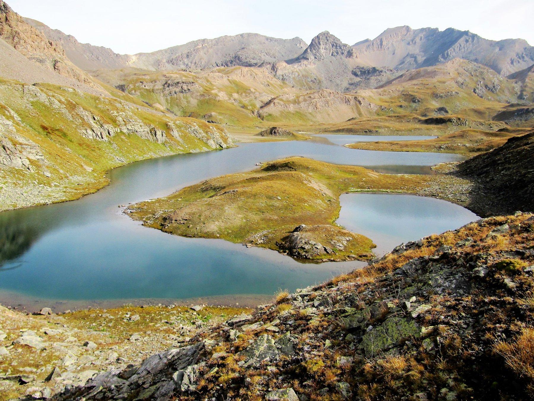 Anche il lago Rosset è al minimo
