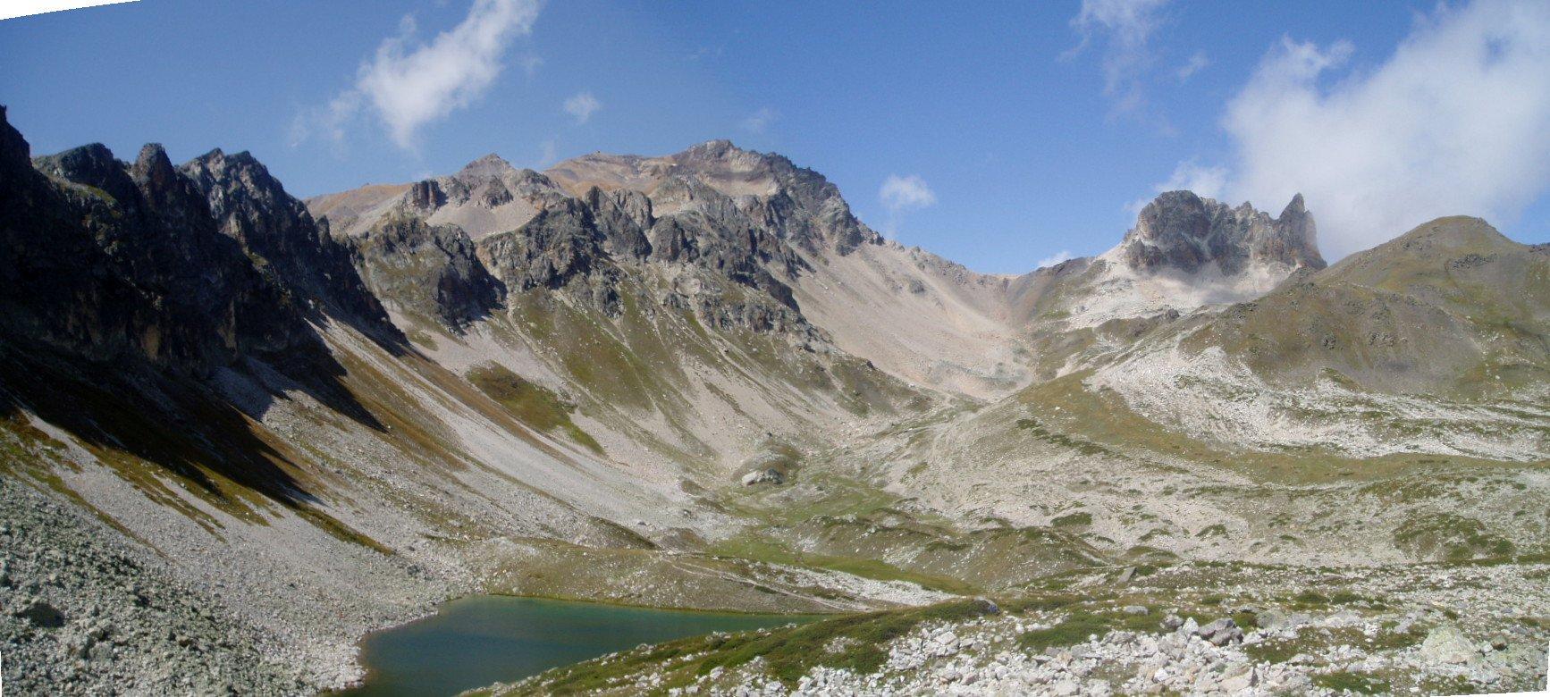 Thaboe e Rocca Bissort.