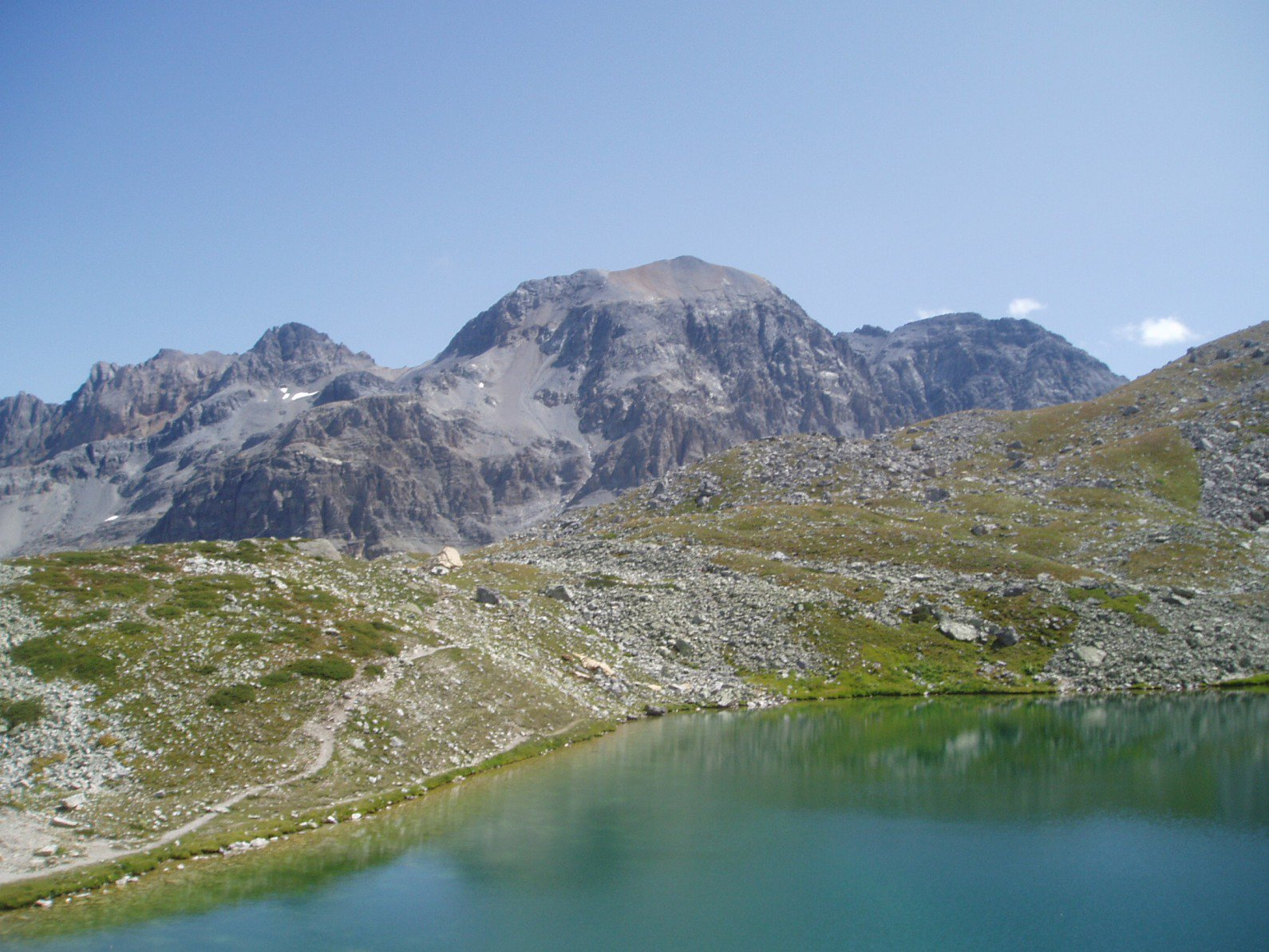 Gran Bagna dal Lago Peyron.