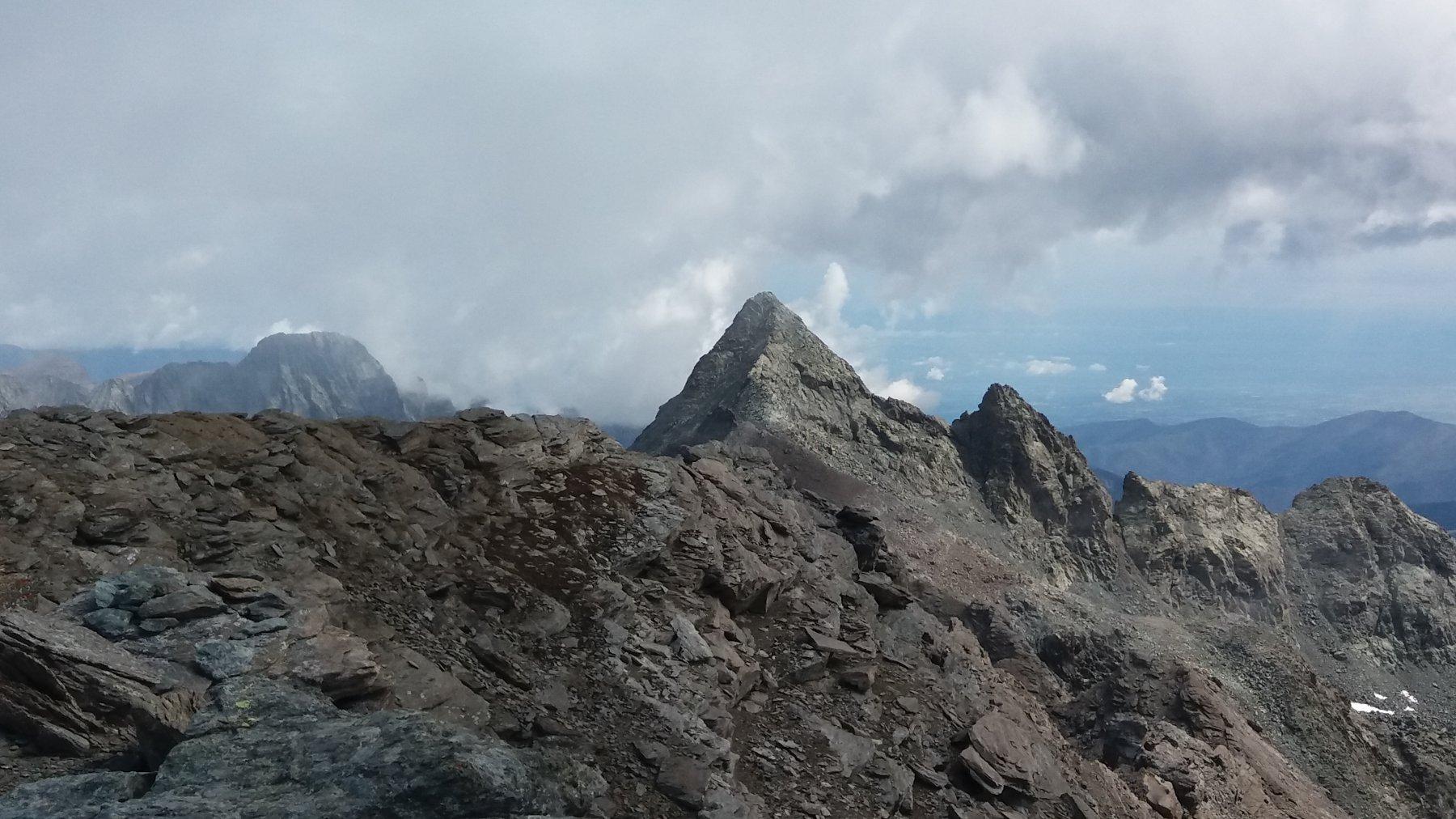 Monte Lera dalla cima