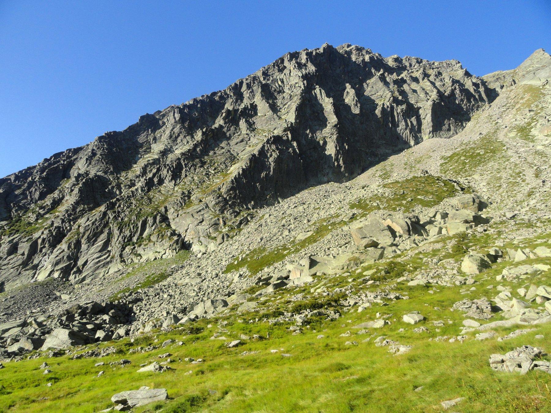 vista dall'alpe Antena
