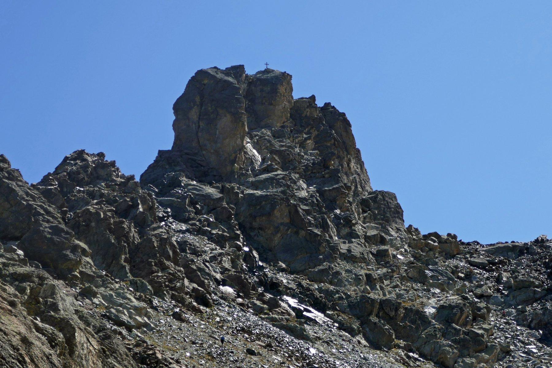 Il castello roccioso del Tour Real