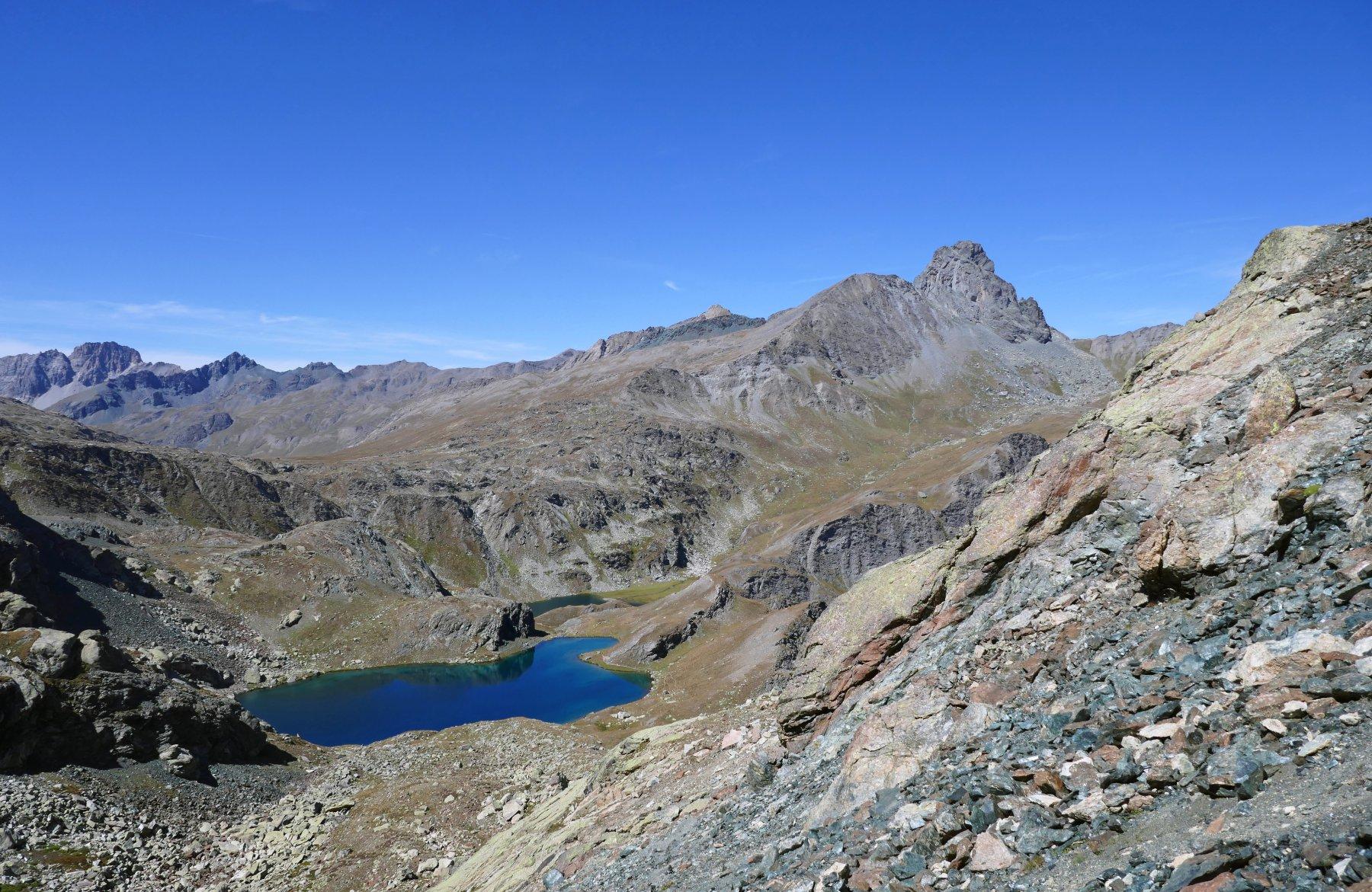 Lago Nero e Roc della Niera
