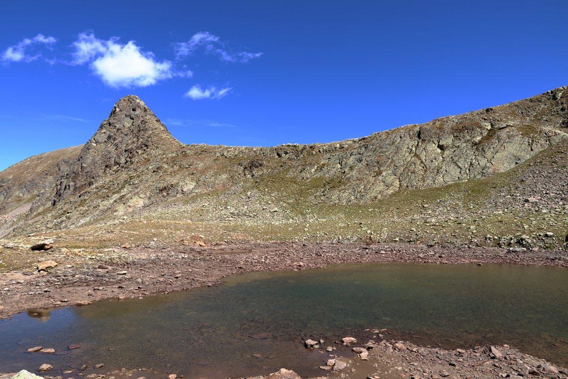 Il lago della Seccia