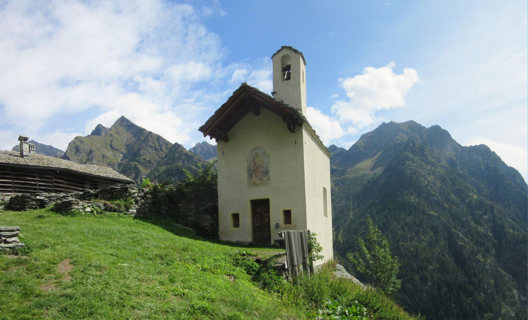 Chiesetta di Alpenzù
