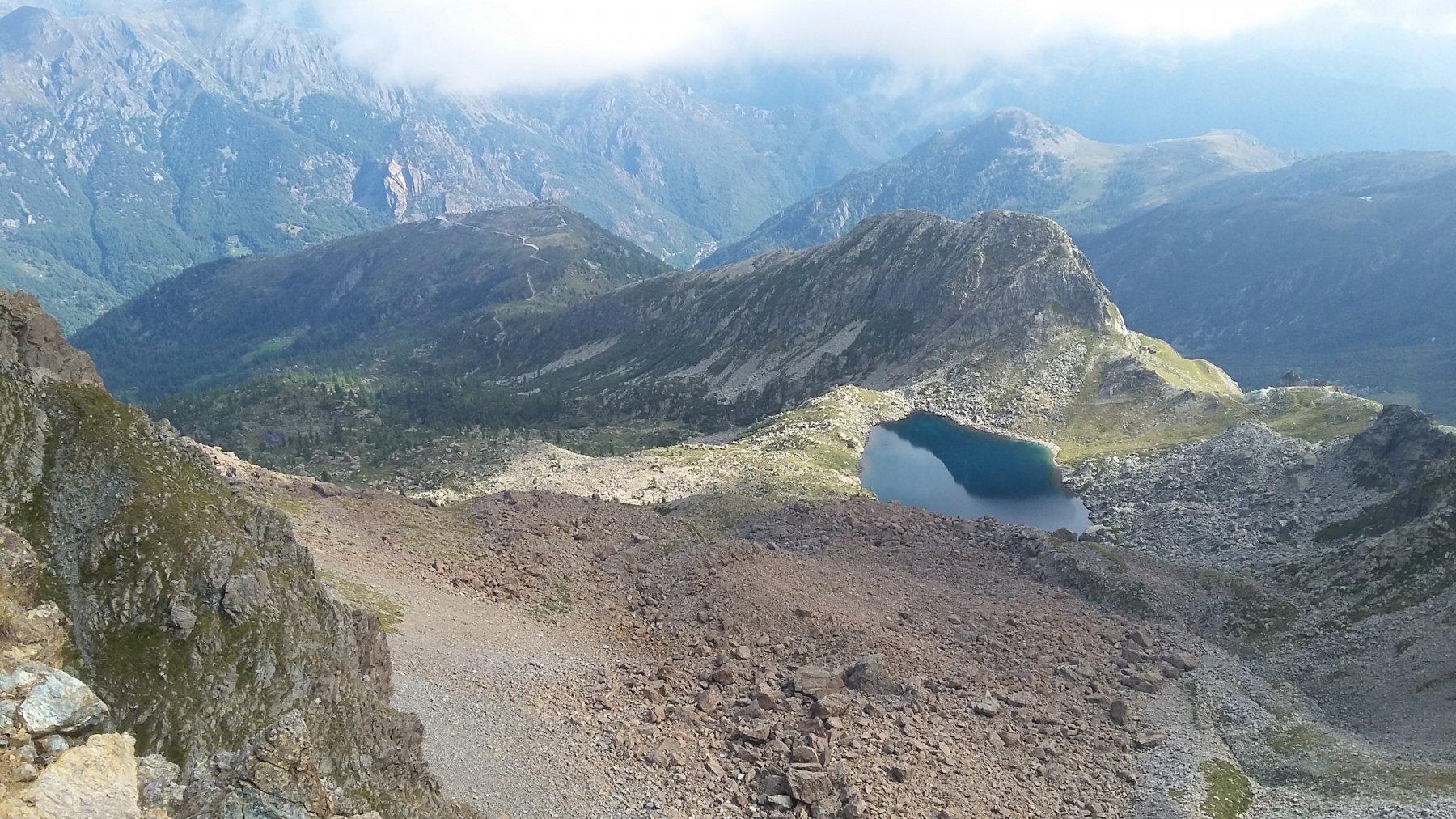 il lago di Lusignetto