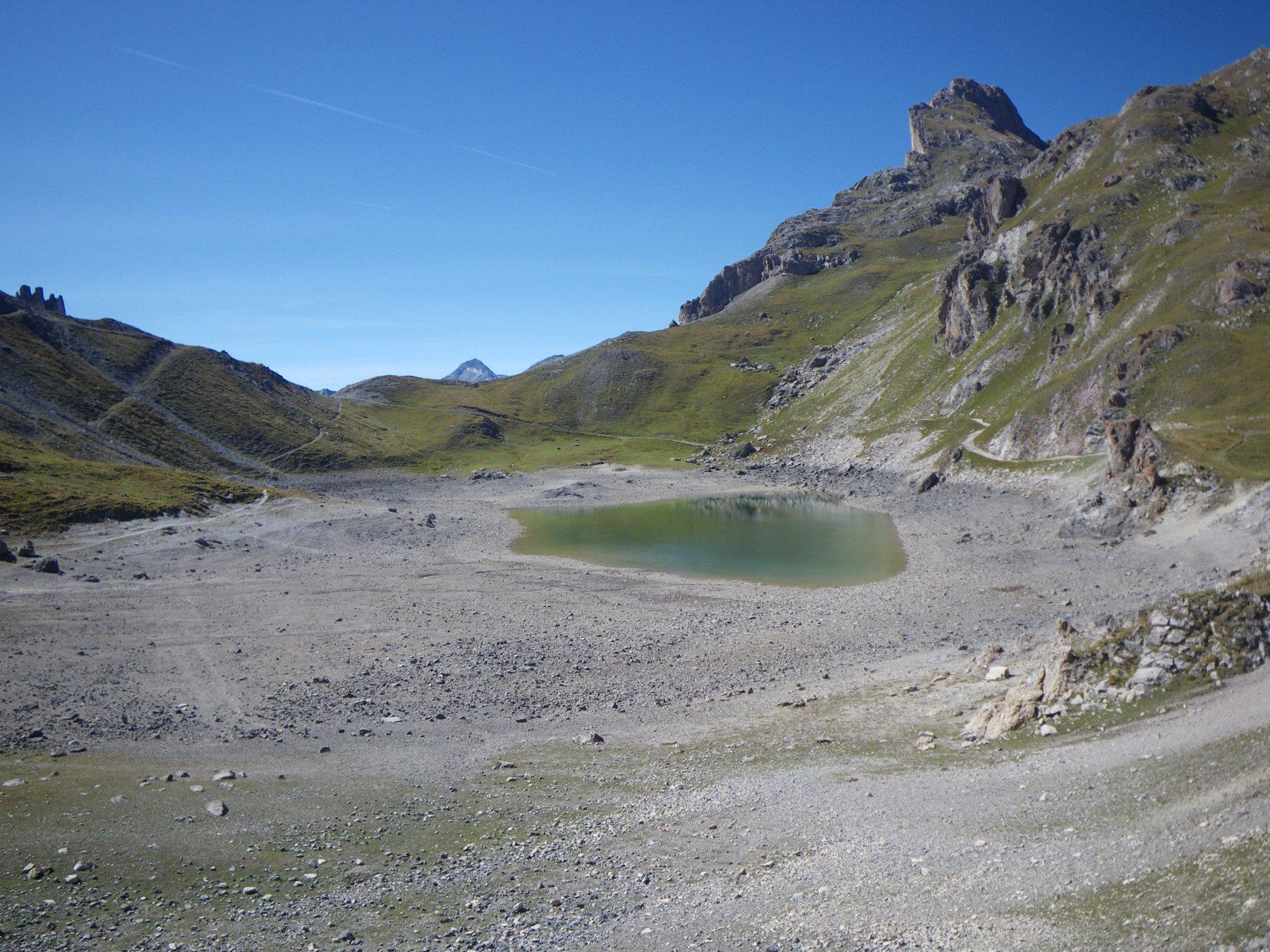 qel che resta del Lac du Gran Ban
