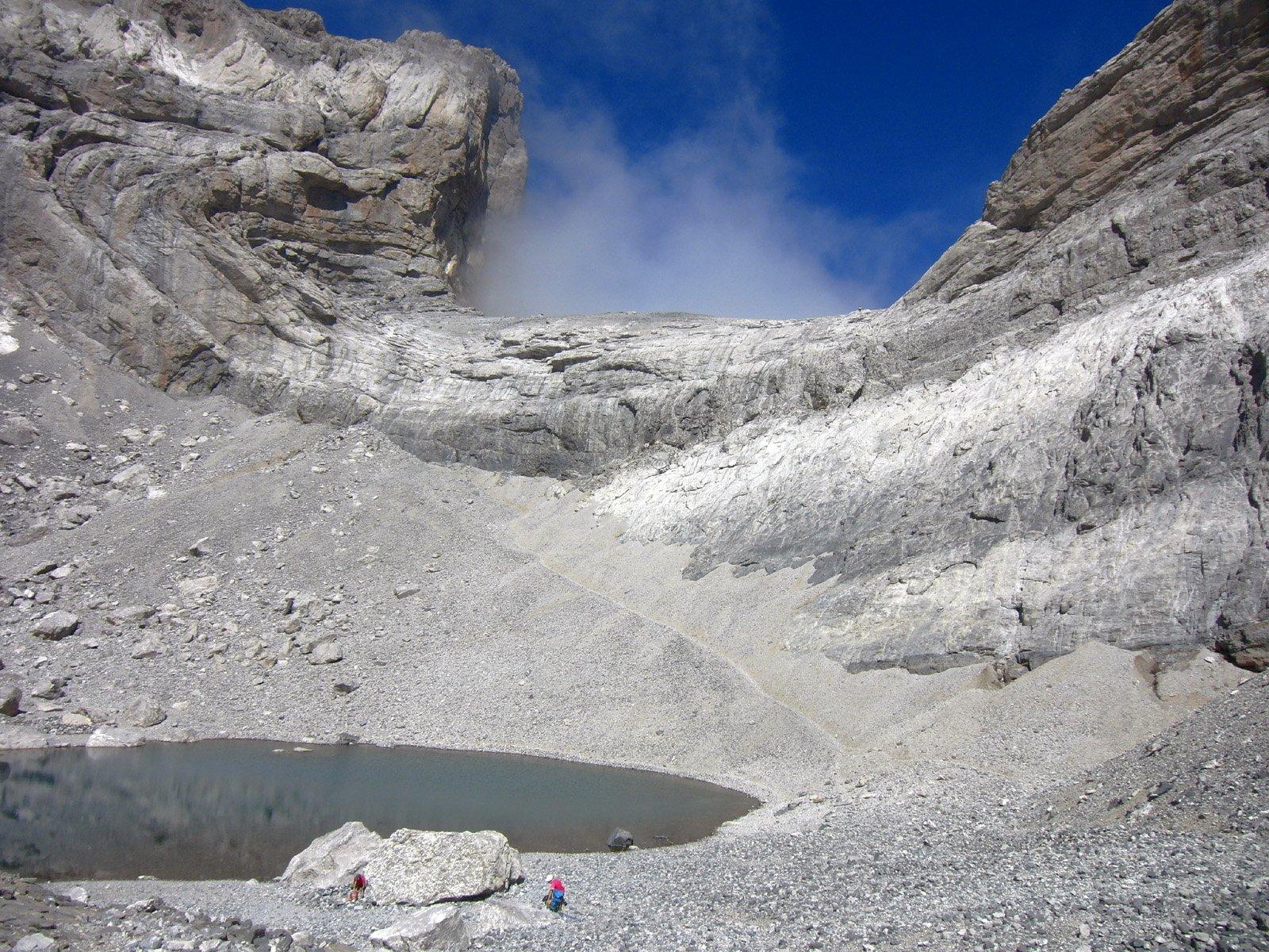 Lago Hibon Helado
