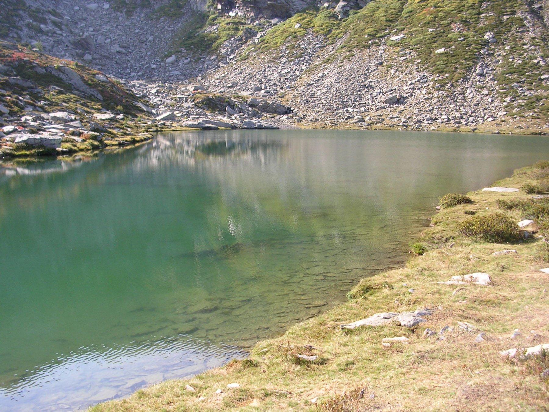 Il lago d'Envie